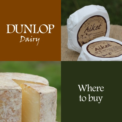 Dunlop Dairy Where To Buy Our Scottish Cheeses